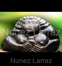 Ladybird, brons (orgineel in steatiet), 20x10x17cm