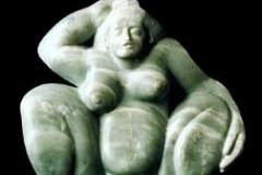 Barende-vrouw